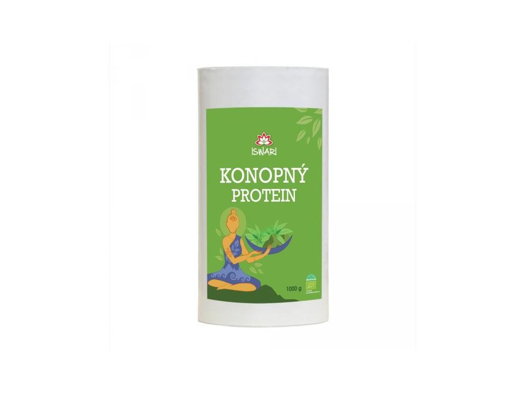 Iswari Bio Konopný protein 1 kg