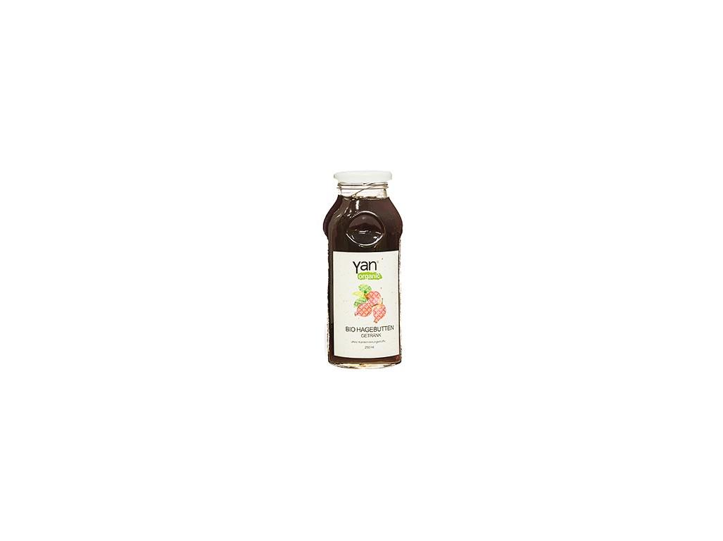 Yan Bio Šípkový nápoj 250ml