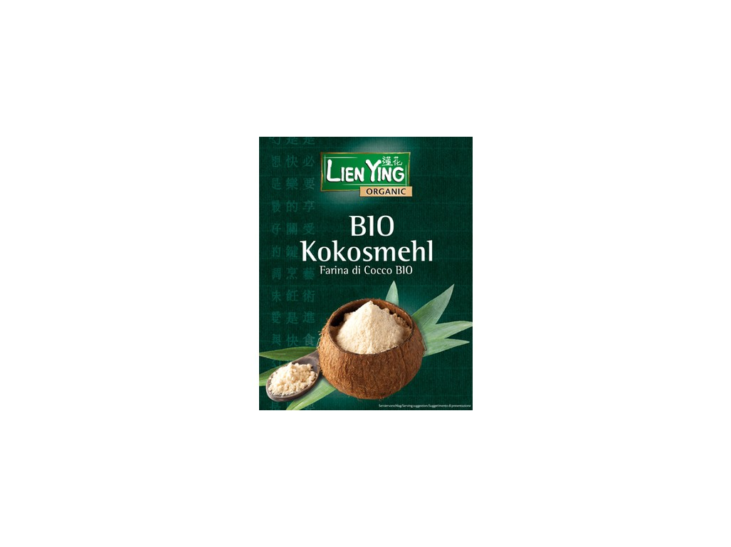 Lien Ying Bio kokosová mouka bezlepková 250g
