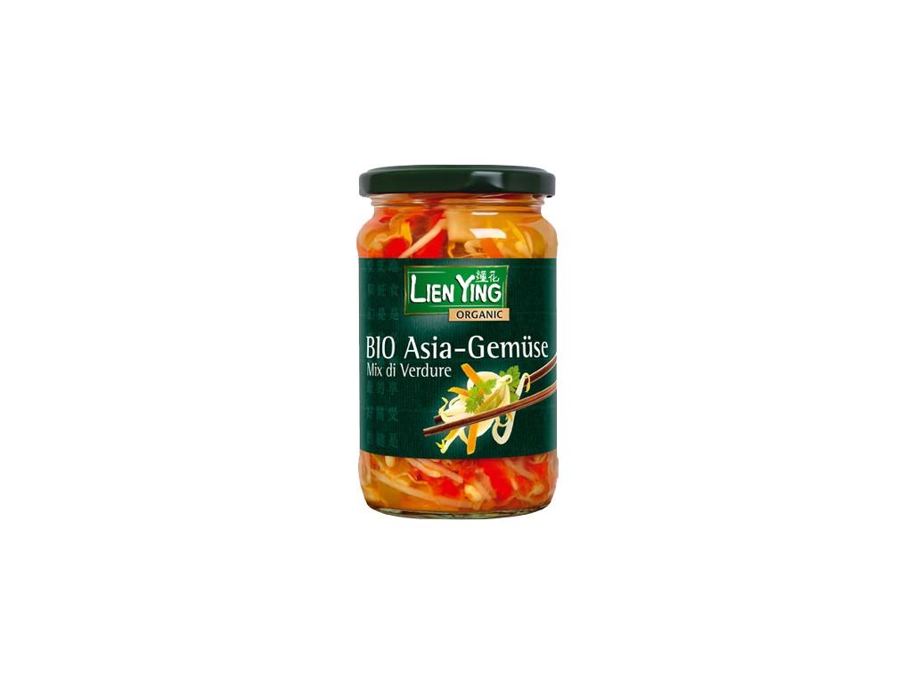 Lien Ying Bio směs zeleninová ASIA bezlepková 330g