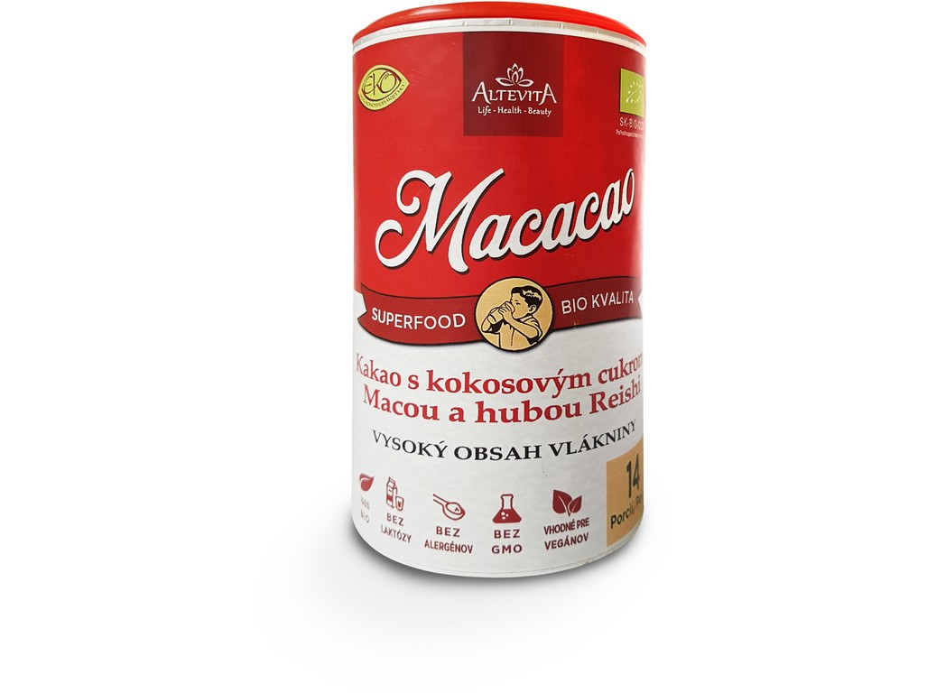 Altevita Bio macacao 210g