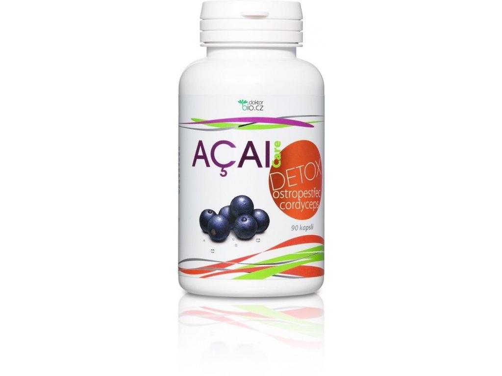 Doktor Bio Acai detox 90 cps.