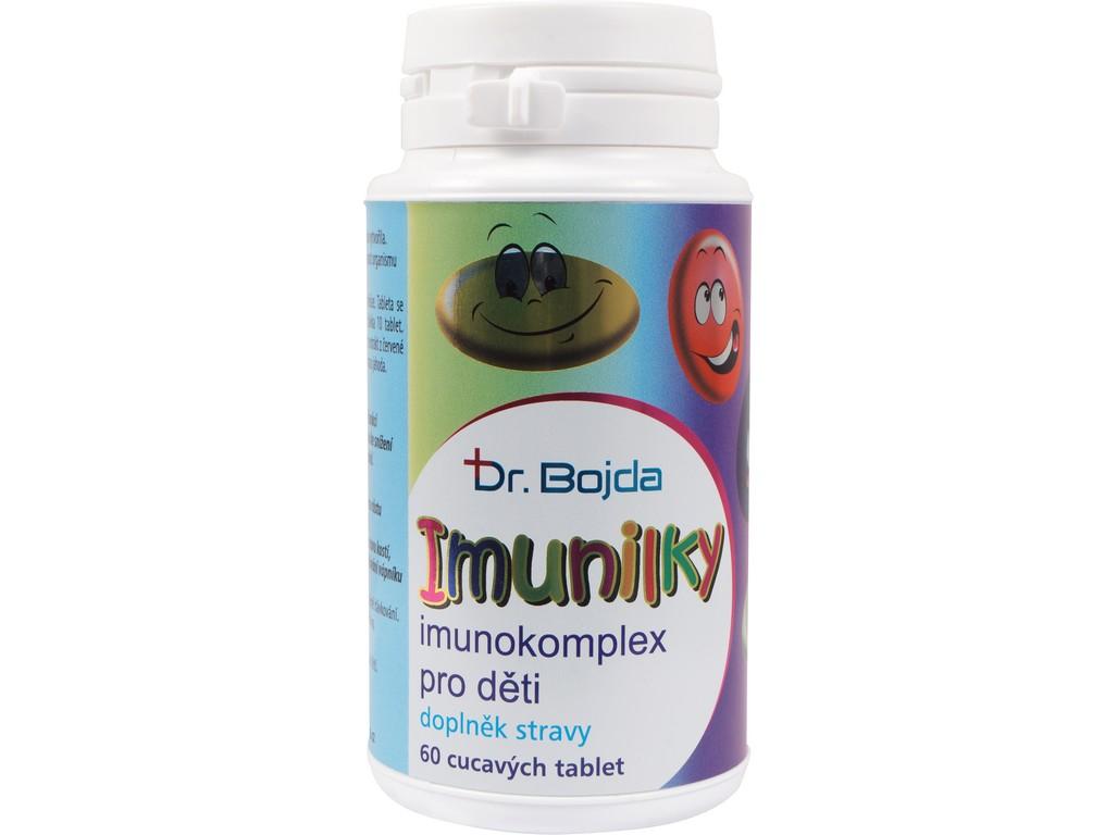 Jankar Profi Imunilky-imunokomplex pro děti 60 cucavých tablet
