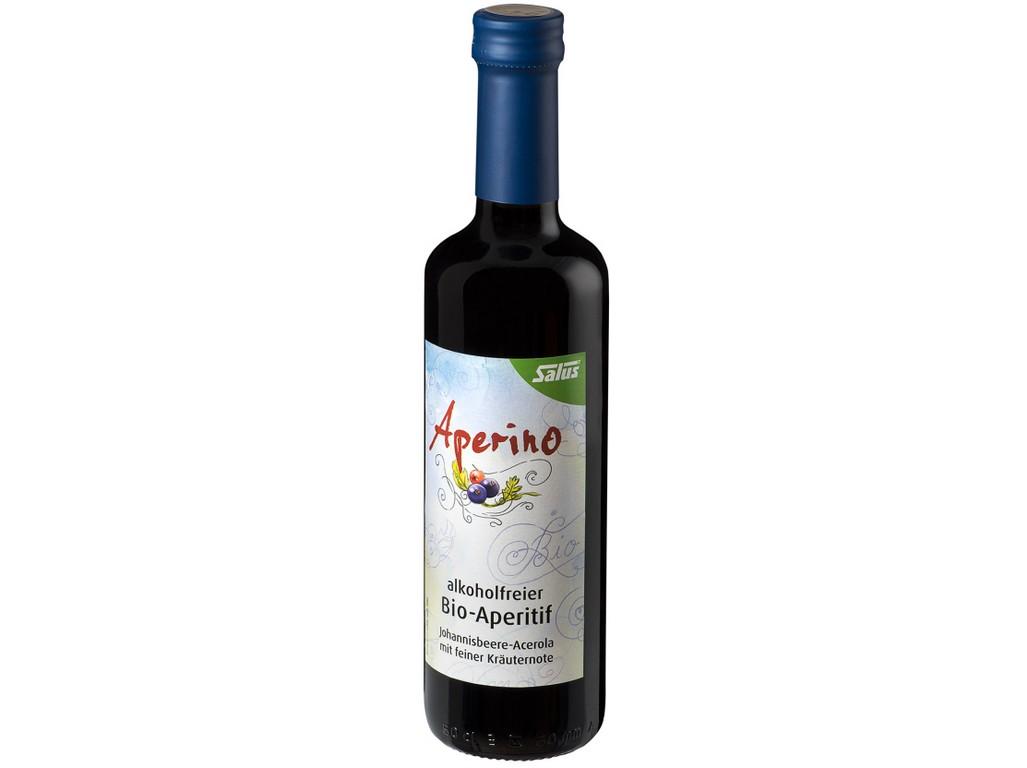 Salus Bio Aperino Rosso bylinný aperitiv bez alkoholu 500 ml