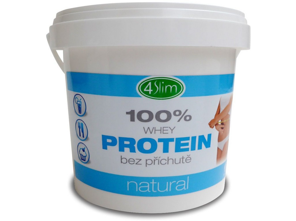 4Slim 100% Whey Protein natural 500g