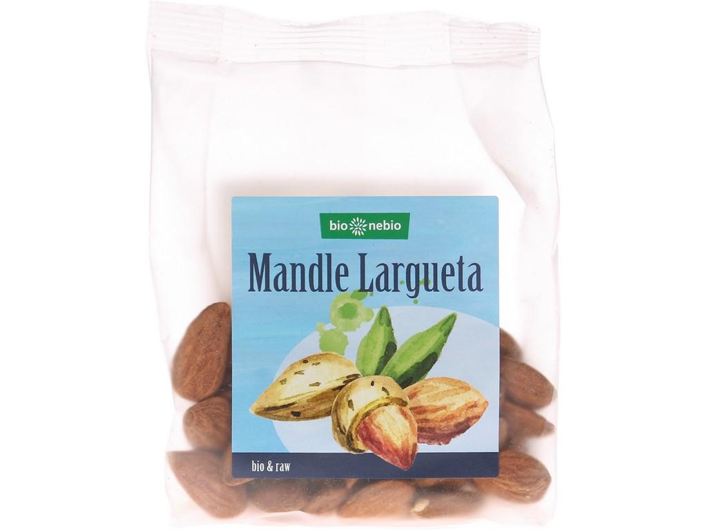 Bio nebio Bio mandle LARGUETA 100 g