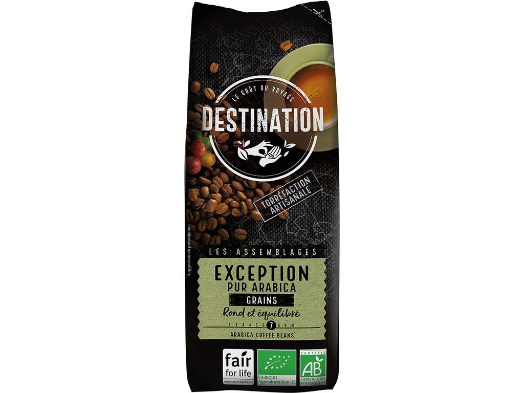 Bio káva zrnková Exception Destination 250 g