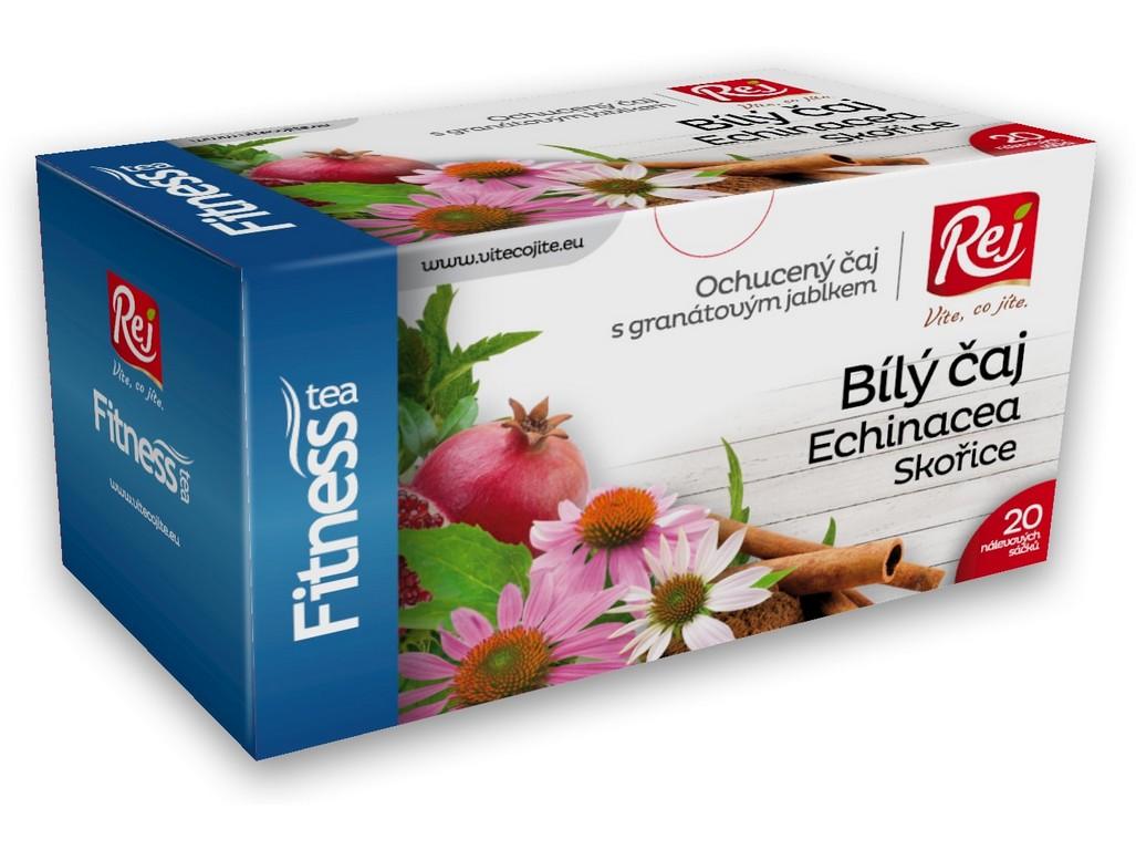 Rej Čaj FITNESS - bílý čaj s echinaceou 30g