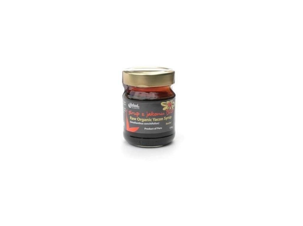 Lifefood Bio Sirup z jakonu 170g