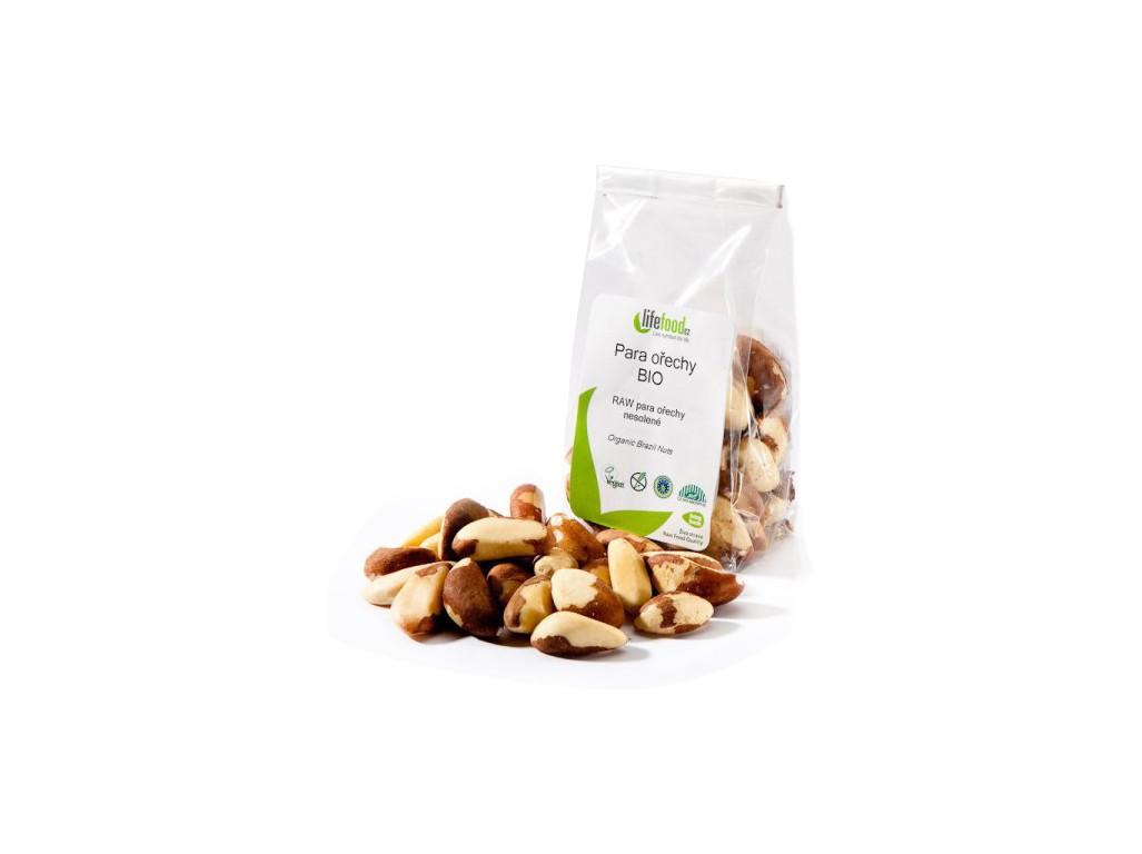 Lifefood Para ořechy BIO 100g