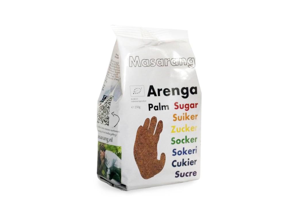 Palmový cukr Arenga 250g - BIO