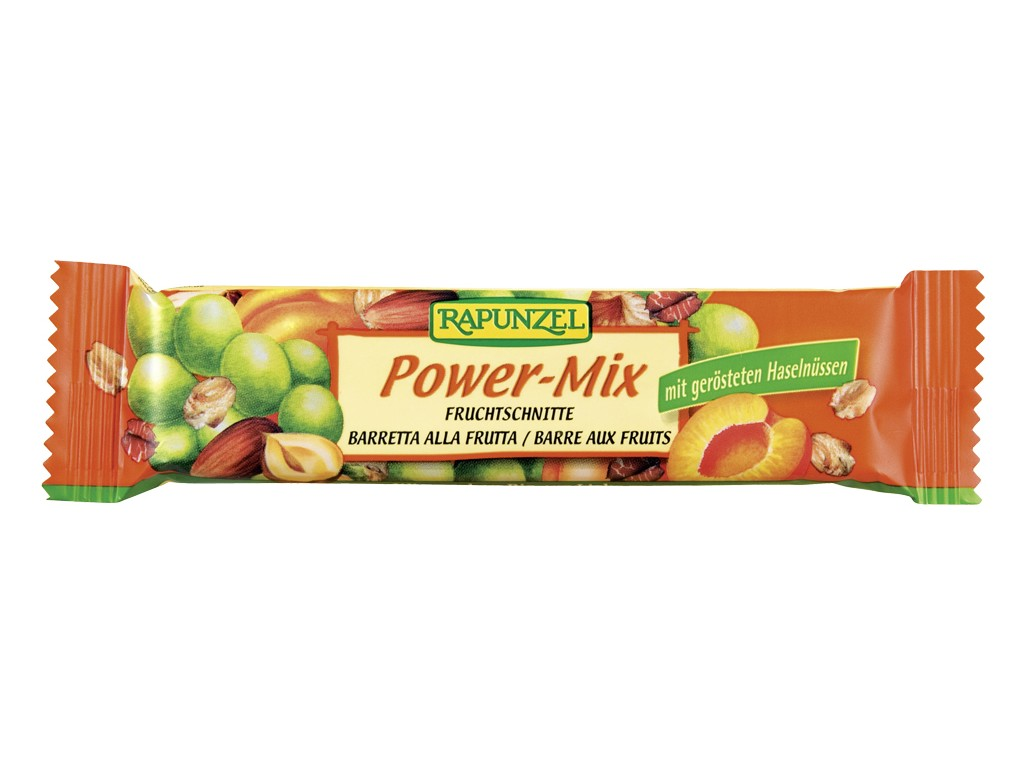 Rapunzel Bio tyčinka Power-Mix 40g