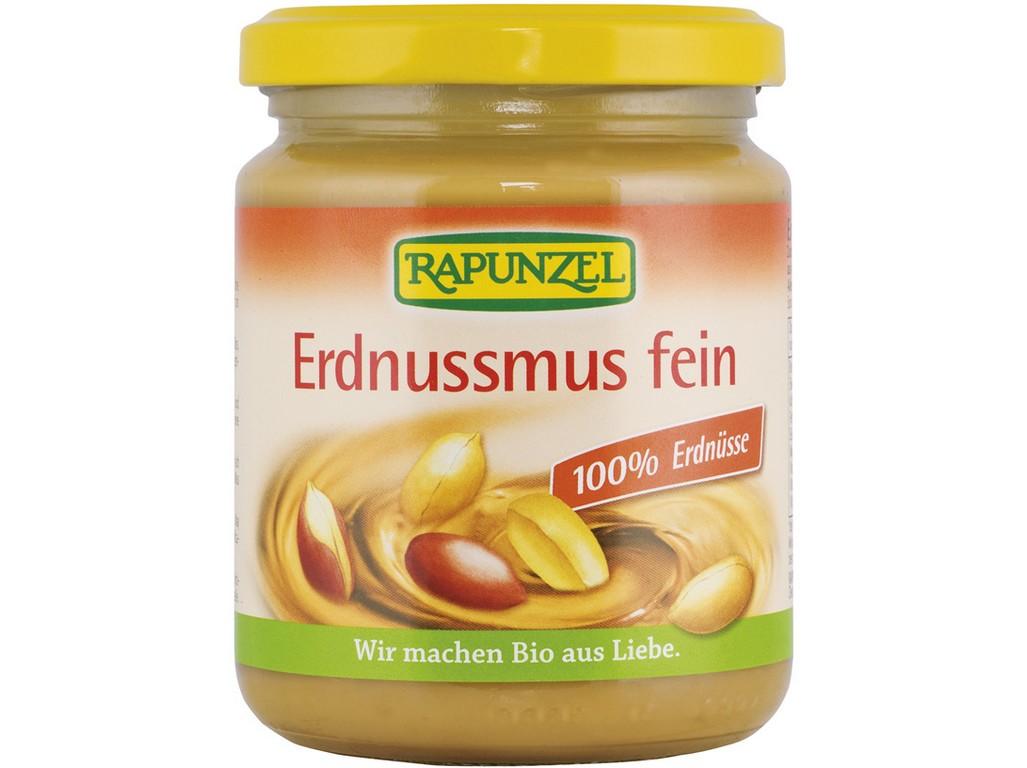 Rapunzel Bio 100%-ní arašídová pasta jemná 250g