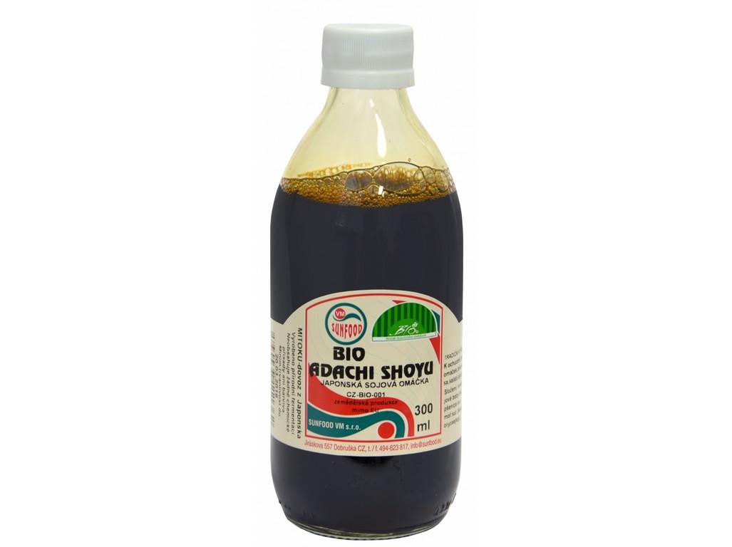 Sunfood Bio Adachi shoyu 300ml