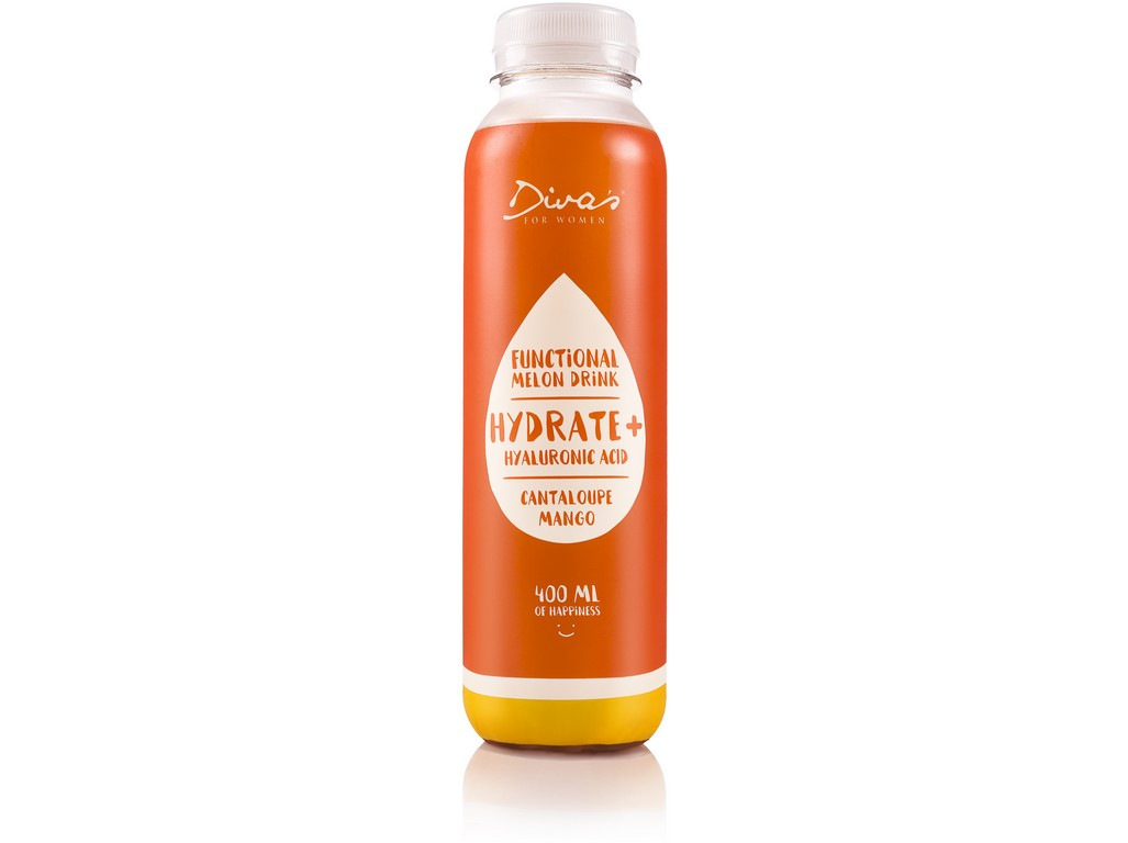Diva's for Women Diva's Melon drink - CANTALOUPE 400ml