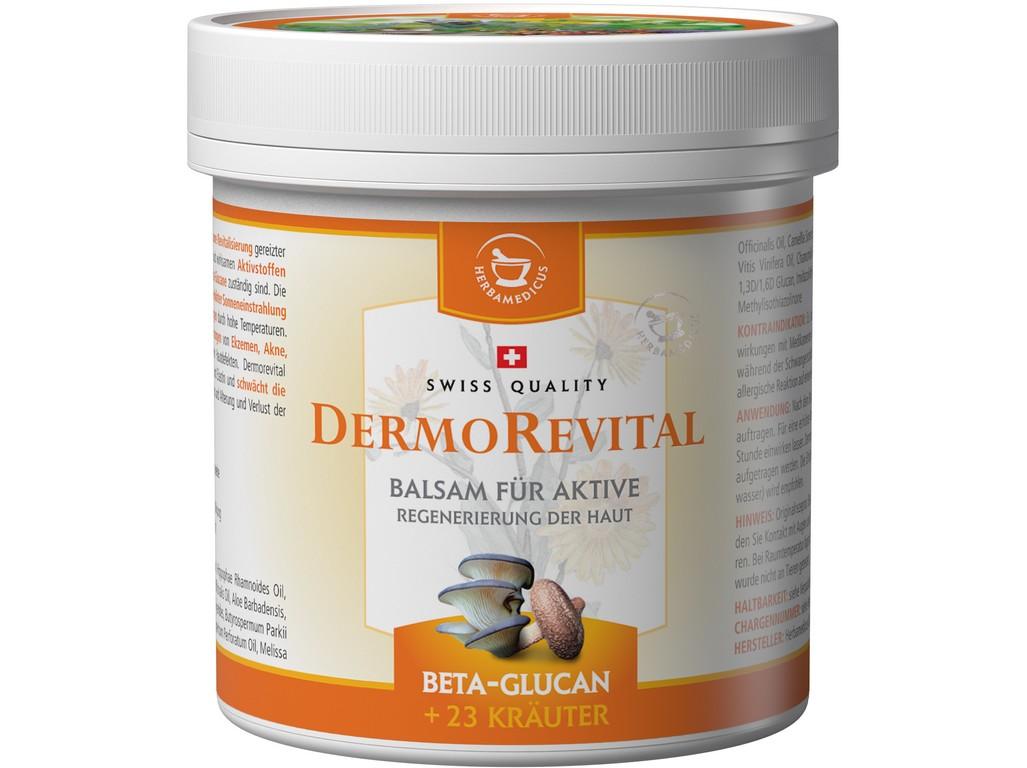 Herbamedicus Dermorevital 150 ml