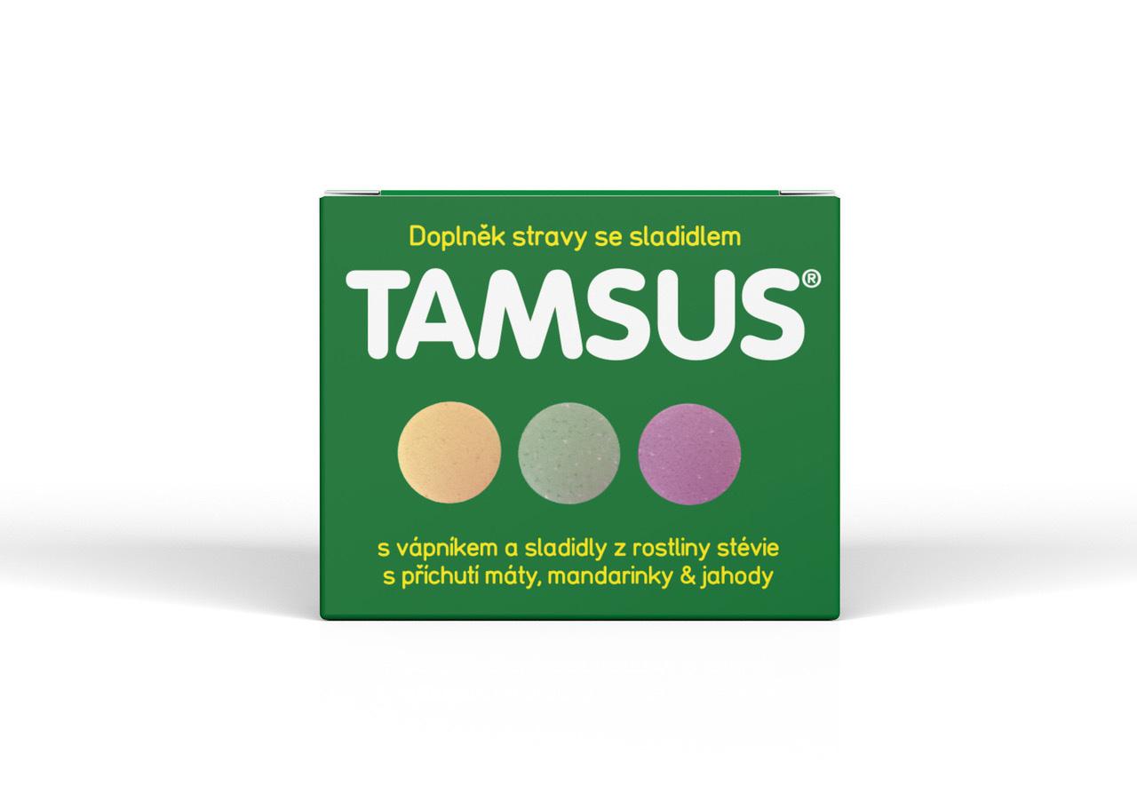 Herbamedicus Tamsus 45 pastilek