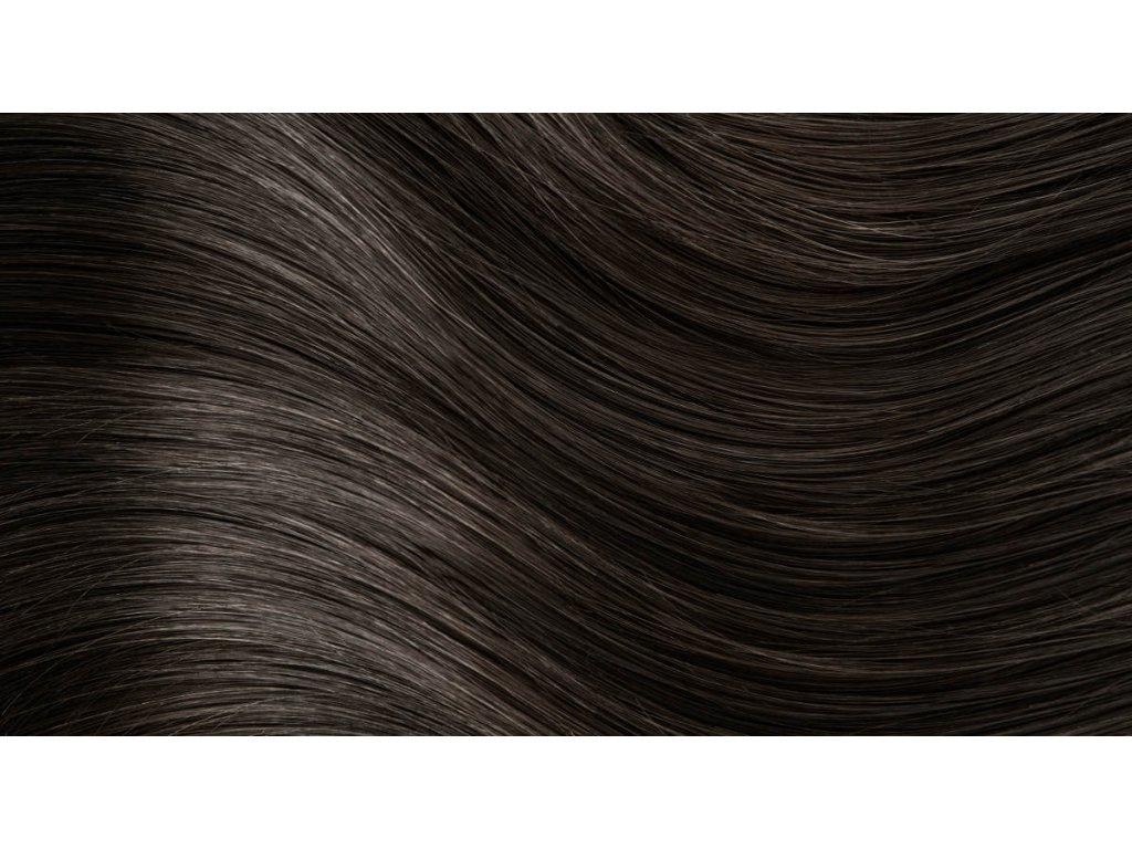 HERBATINT Permanentní barva na vlasy 150 ml Odstín: 1N Černá