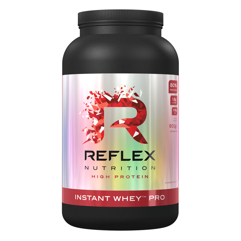 Reflex Instant Whey PRO 900g Jméno: Instant Whey PRO 900g banán