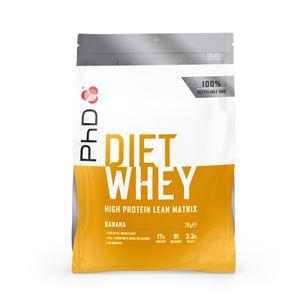 PhD Nutrition Diet Whey 2kg Jméno: Diet Whey 2kg malina
