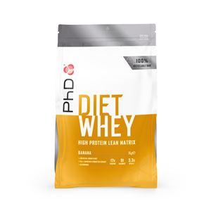 PhD Nutrition Diet Whey 1kg Jméno: Diet Whey 1kg čokoláda