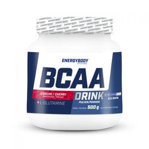 EnergyBody BCAA Drink 500g + sportovní lahev ZDARMA Jméno: BCAA Drink 500g cherry + sportovní lahev ZDARMA
