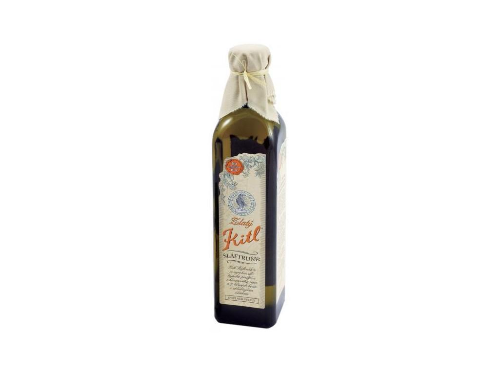 Kitl Šlaftruňk Zlatý 500ml - mediciální víno na dobrou noc