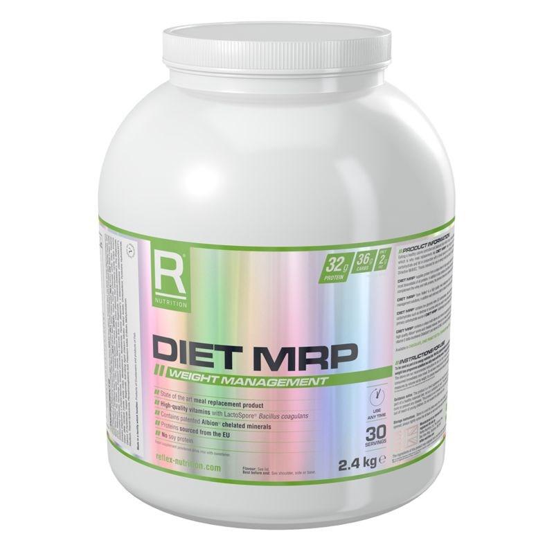 Reflex Diet MRP 2,4kg Jméno: Diet MRP 2,4kg vanilka