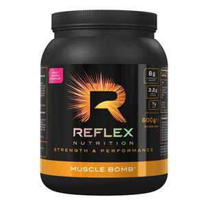 Reflex Muscle Bomb 600g Jméno: Muscle Bomb 600g fruit