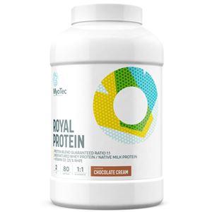 MyoTec Royal Protein 2kg Jméno: Royal Protein 2kg vanilka
