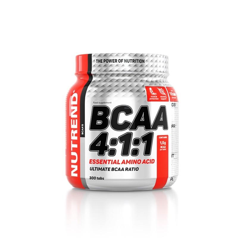 Nutrend BCAA 4:1:1 300 tablet
