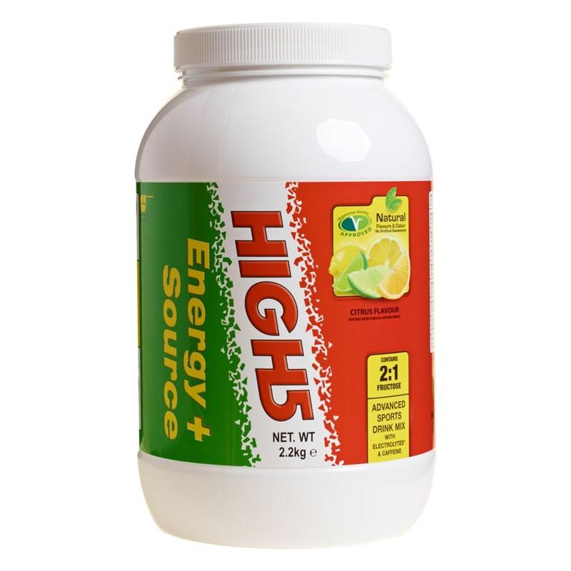 High5 EnergySource Plus 2,2kg citrus