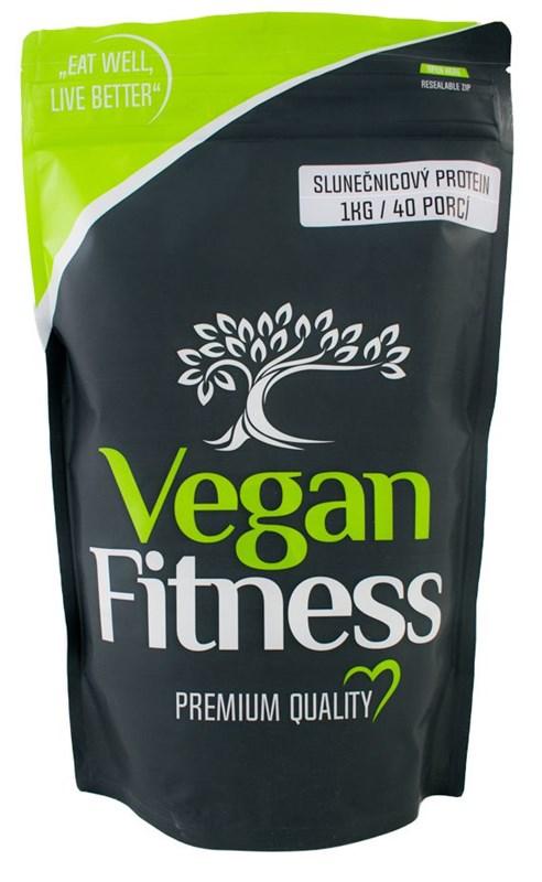Vegan Fitness Slunečnicový Protein 1kg
