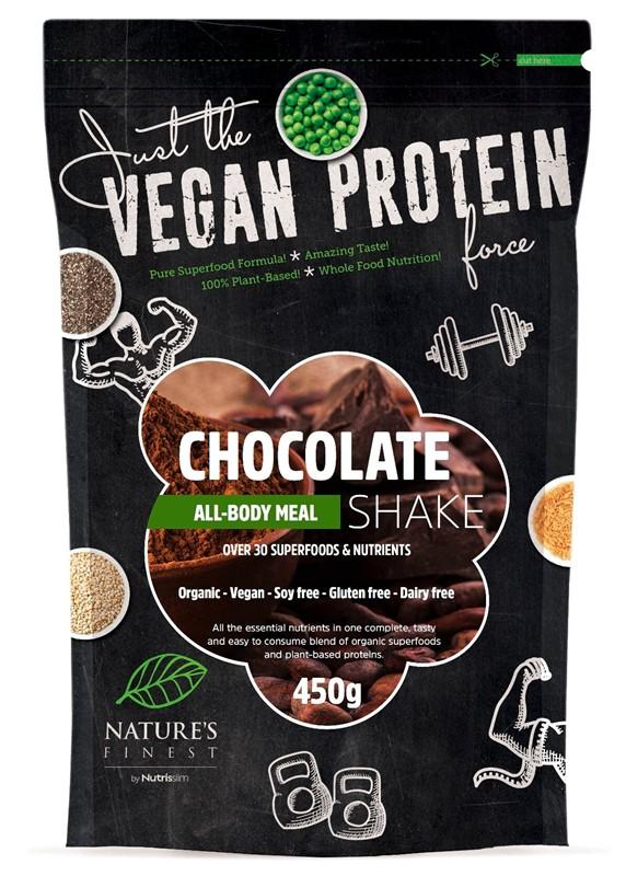 Nutrisslim All-Body Meal Shake 450g Jméno: All-Body Meal Shake 450g čokoláda
