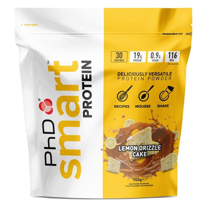 PhD Nutrition Smart Protein 900g Jméno: Smart Protein 900g citrónový koláč