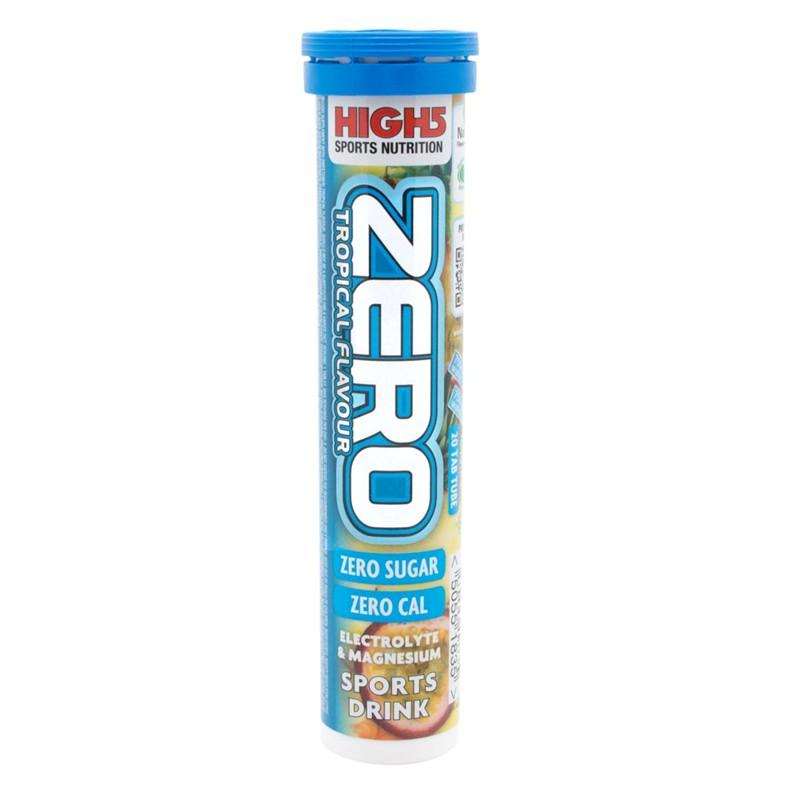 High5 Zero 20 tablet Jméno: Zero 20 tablet tropické ovoce