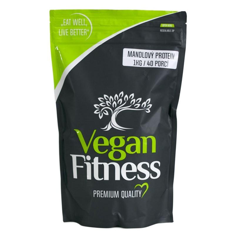 Vegan Fitness Mandlový Protein 1kg