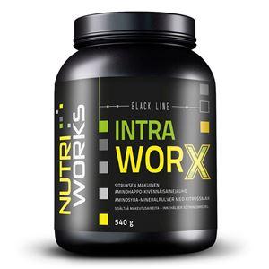 NutriWorks Intra Worx 540g Jméno: Intra Worx 540g citron