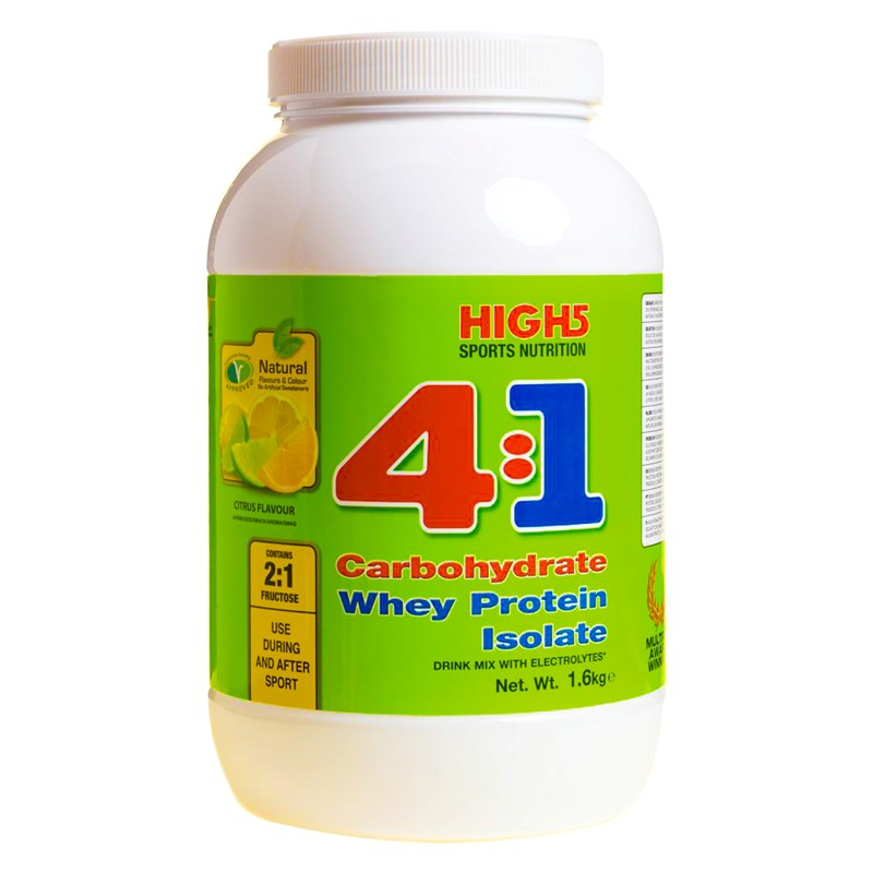 High5 EnergySource 4:1 1,6kg Jméno: EnergySource 4:1 1,6kg citrus
