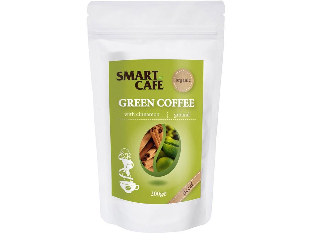 Dragon superfoods Bio Zelená káva se skořicí 200g