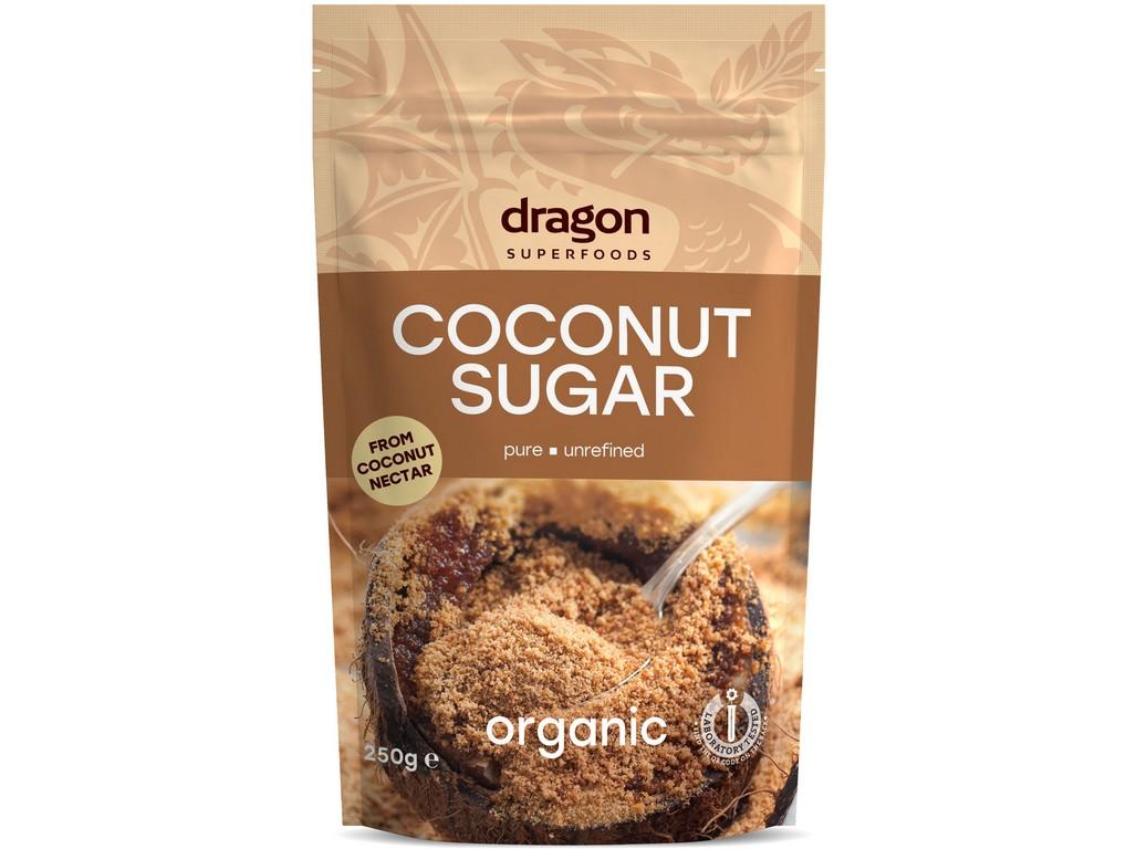 Dragon superfoods Bio cukr kokosový 250 g