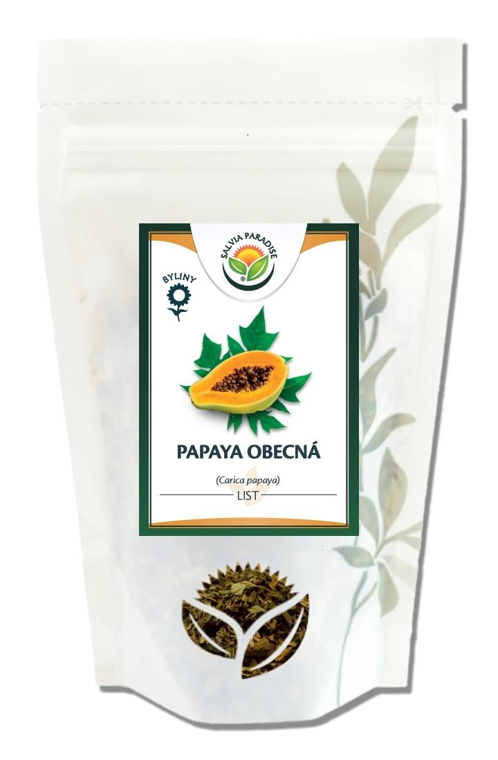 Salvia Paradise Papája obecná list Balení: 50 g