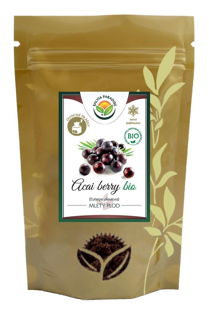 Salvia Paradise Acai berry prášek BIO Balení: 1000 g