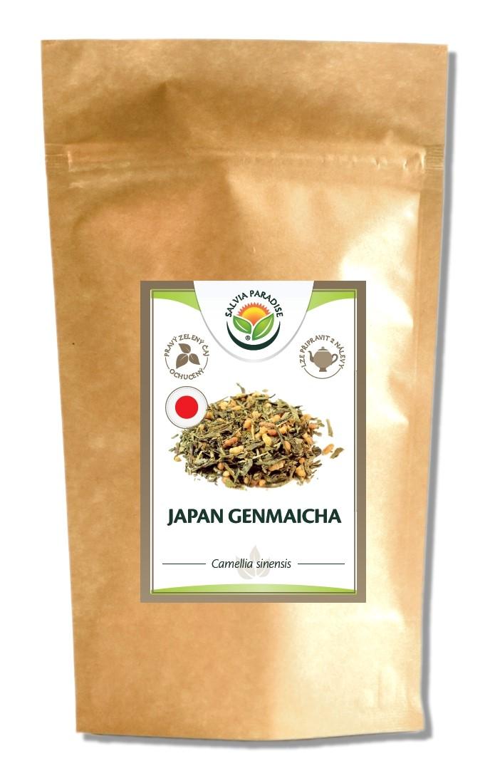Salvia Paradise Japan Genmaicha - rýžový čaj Balení: 200 g