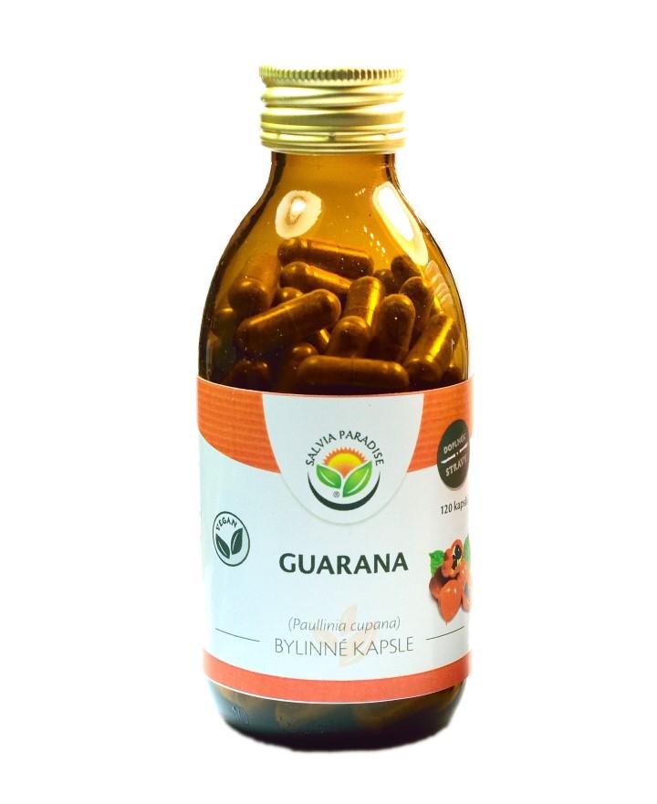 Salvia Paradise Guarana - Paullinia kapsle Balení: 120 ks