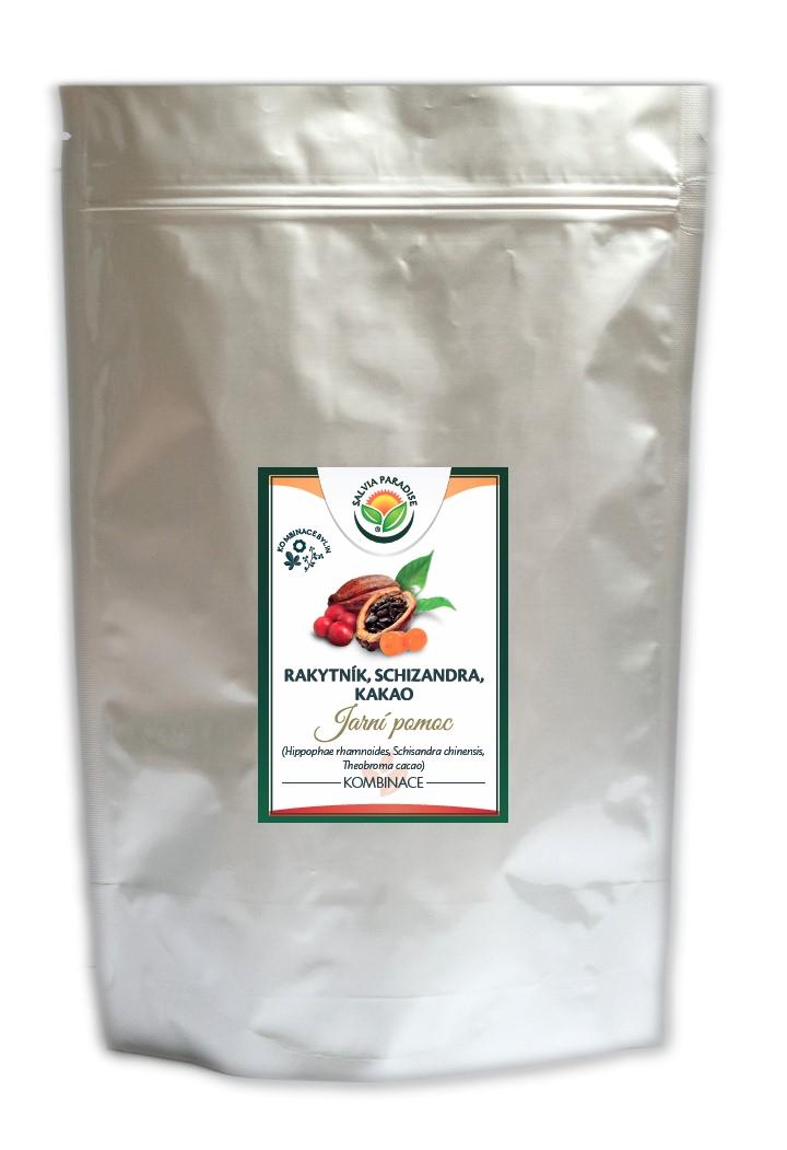 Salvia Paradise Jarní pomoc - rakytník/schizandra/kakao Balení: 200 g