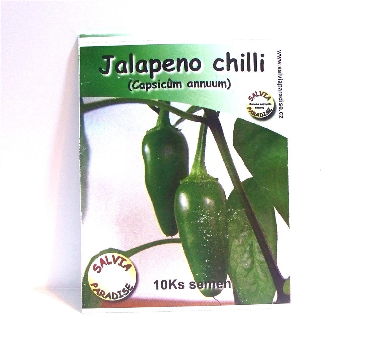 Salvia Paradise Chilli Jalapeno semena 10ks
