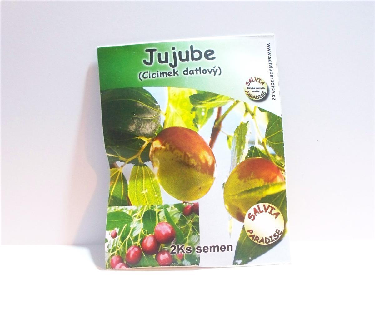 Salvia Paradise JUJUBE - Cicimek datlový semena 2 Ks