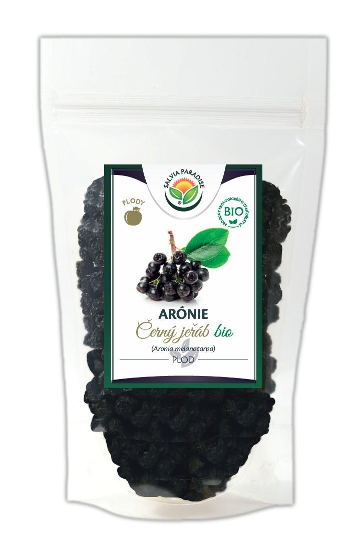 Salvia Paradise Arónie - Černý jeřáb BIO Balení: 100 g
