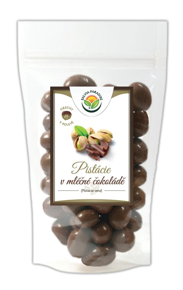 Salvia Paradise Pistácie v mléčné čokoládě Balení: 150 g